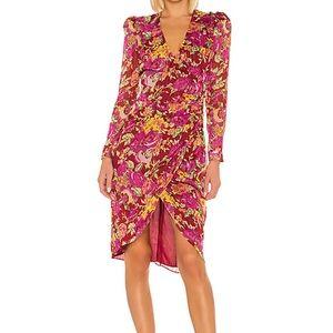 LPA NWT Fabrizia dress in Liza floral 🌸🤩
